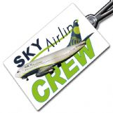 Sky Airline 737 Tag